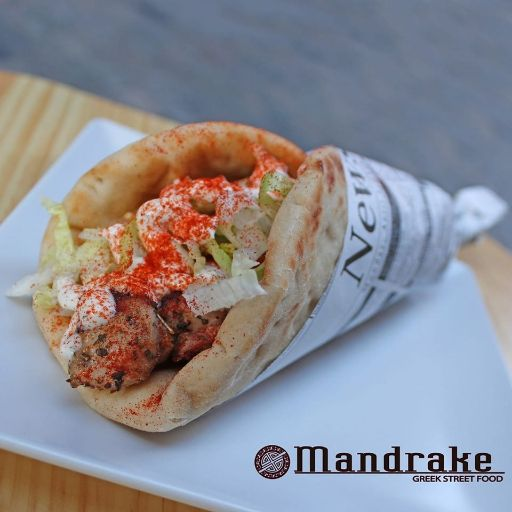 Mandrake Greek Street Food