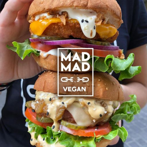 Mad Mad Vegan